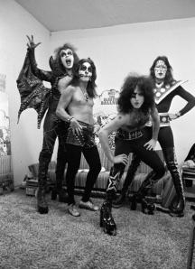 Kiss Performs at Alex Cooley's Electric Ballroom - July 18, 1974